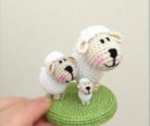 Amigurumi örgü oyuncak modelleri yapımı