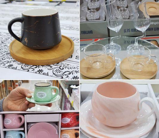 @sorella_ile cam seramik ve porselen kahve fincanı modelleri