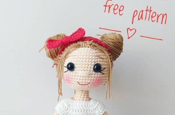 Amigurumi CupCake Doll | 486x741