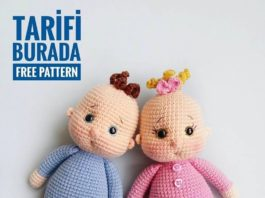 Amigurumi El Yapimi Örgü Bebek - 6 Photos - 1 Review - Product ... | 198x265