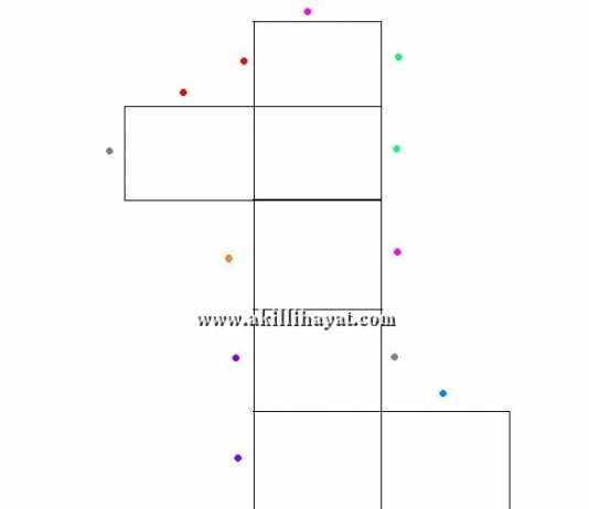Sekiz parça kareden örgü patik modeli yapılışı (anlatımlı)
